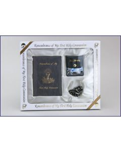 Boy's First Communion Presentation Gift Set