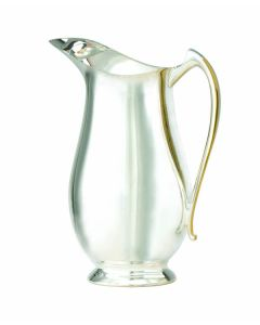 Silver Plated Church Wine Flagon 54 oz