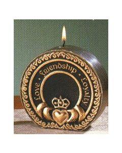 Claddagh Candle