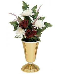 """9"""" Church Vase"""