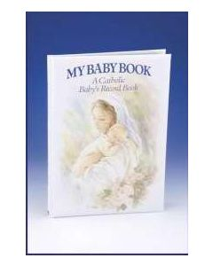 Catholic Baby's Record Book