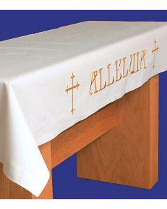 Alleluia Communion Table Linen