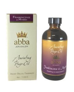 Anointing Oil-Frankincense-1/2 Oz