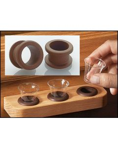 Rubber Silencers for Communion Cups