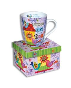 Birdhouse Gift From God Christian Coffee Mug