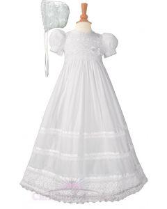 Girls Christening Gown Style Serena
