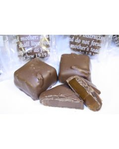 Butter Caramel Gourmet Scripture Chocolates With Bible verses