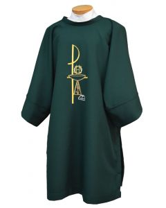 Chi Rho Deacon Dalmatic