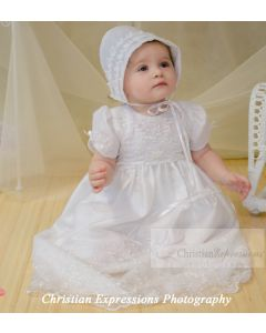 Girls Christening Gown Style  Sofia