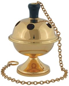 Church Incense Burner