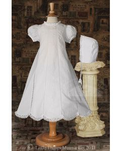 Girls Christening Gown Style Amelia