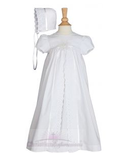 Girls Christening Gown Style Tina