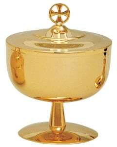 Communion Host Bowl on Pedestal