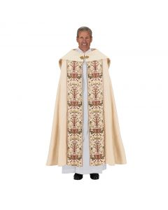 Semi Gothic Coronation Chasuble