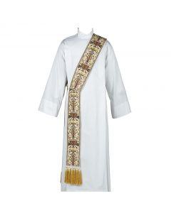 Coronation Tapestry Deacon Stole