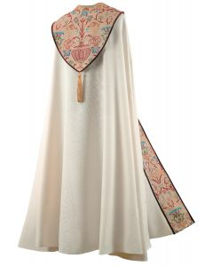 Coronation Tapestry Clergy Cope