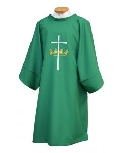 Cross and Crown Deacon Dalmatic