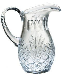 Crystal Church Wine Flagon