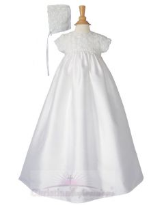 Girls Christening Dress Style Rebecca
