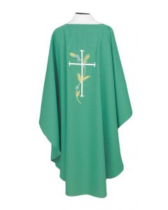 Decorative Cross Clergy Chasuble