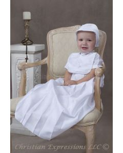 Boys Christening Gown Style Douglas