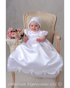 Erika Christening Gown