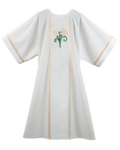 Easter Lilly Deacon Dalmatic