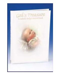 God's Treasure Baby Record Book