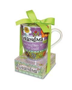 Grandma Christian Coffee Mug Gift Boxed