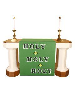 Green Altar Antependia Celebration Series