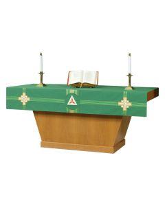 Green Altar Superfrontal Kingdom Cross Series