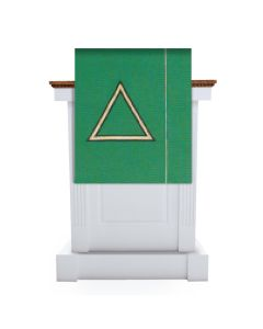 Green Epiphany Pulpit Scarf Celebration Series