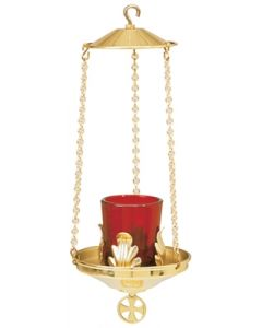 Hanging Church Votive Lamp