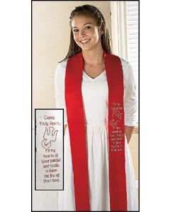 Come, Holy Spirit Confirmation Stole 6 Pack
