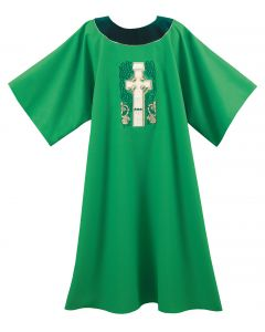 Irish Celtic Cross Deacon Dalmatic