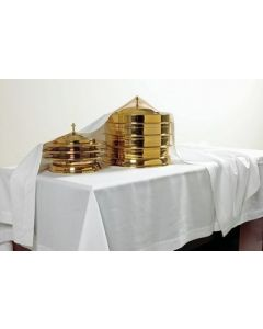 Irish Linen Communion Table Cover