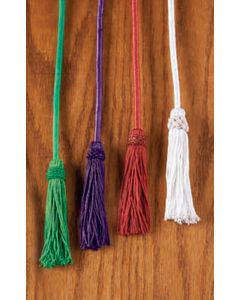 Knotted Monk's Rope Cincture