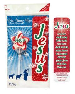 Jesus Our Shining Hope Star Scripture Pop Bookmark Set