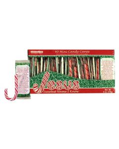 Scripture Candy Mini Candy Cane Story Box