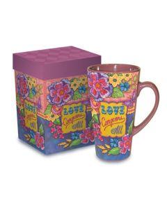 Love Christian Coffee Mug Gift Boxed