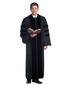 Men's John Wesley Clergy Robe