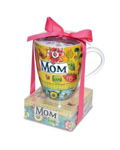 Mom Christian Coffee Mug Gift Boxed