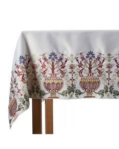 Multi Color Coronation Altar Frontal