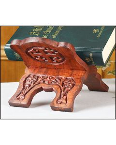 Rosewood Prayer Book Stand Set of 4