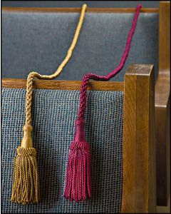 Weighted Church Pew Ropes