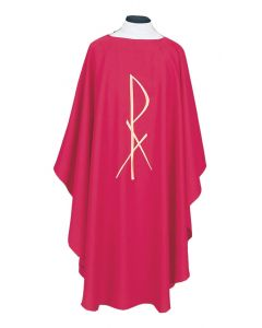 Pax Cross Clergy Chasuble