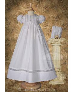 Girls Christening Gown Style Scarlett