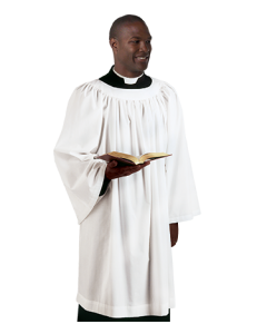 Extra Long Traditional Clergy or Choir Surplice