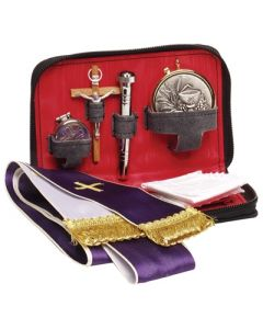 Portable Clergy Sick Call Set