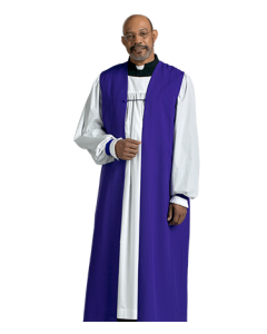 Traditional Anglican Bishop Chimere Purple